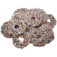 Schokoladenkränze bunt lose | Artikelnummer: AL211