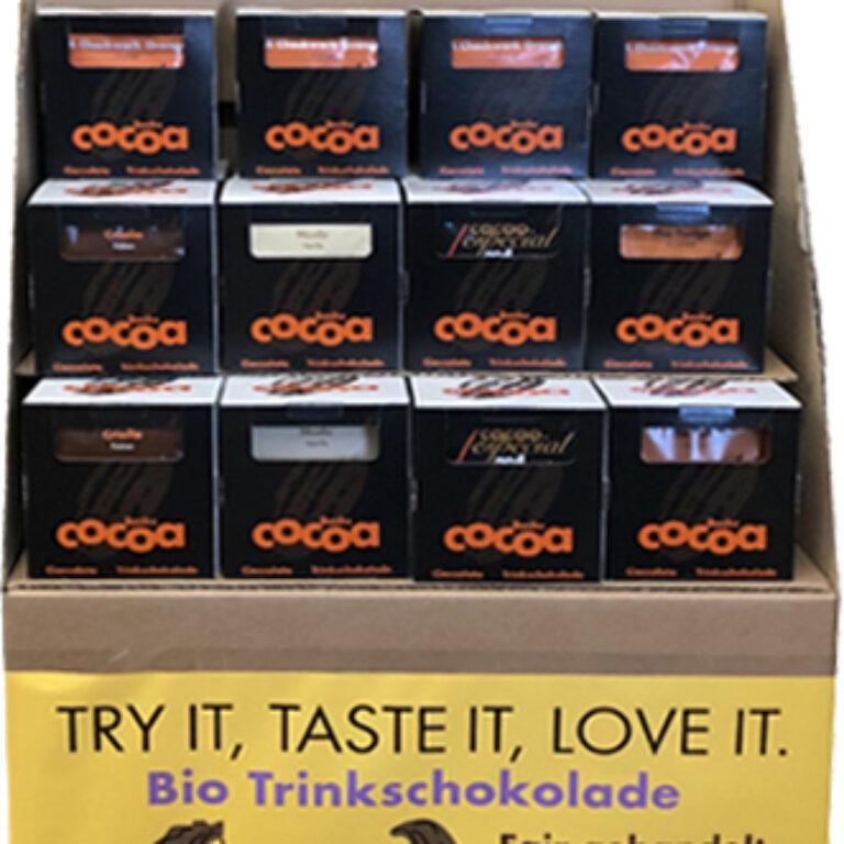 Display - Portionsbeutel 5-fach sortiertBK1111A Chockwork Orange (BIO)*BK1 | Artikelnummer: BK1199