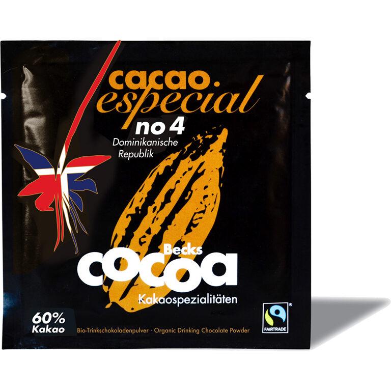 Especial No.4 Dominikanische Rep. 60% (BIO)* | Artikelnummer: BK1418