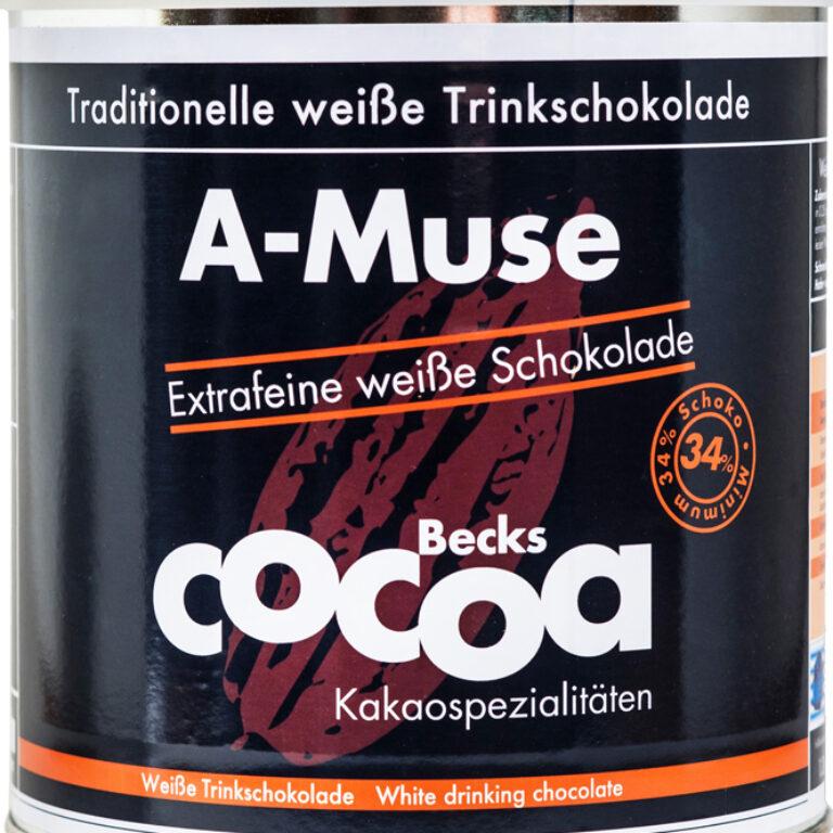 Gastrodose - A-Muse White Choc | Artikelnummer: BK1610