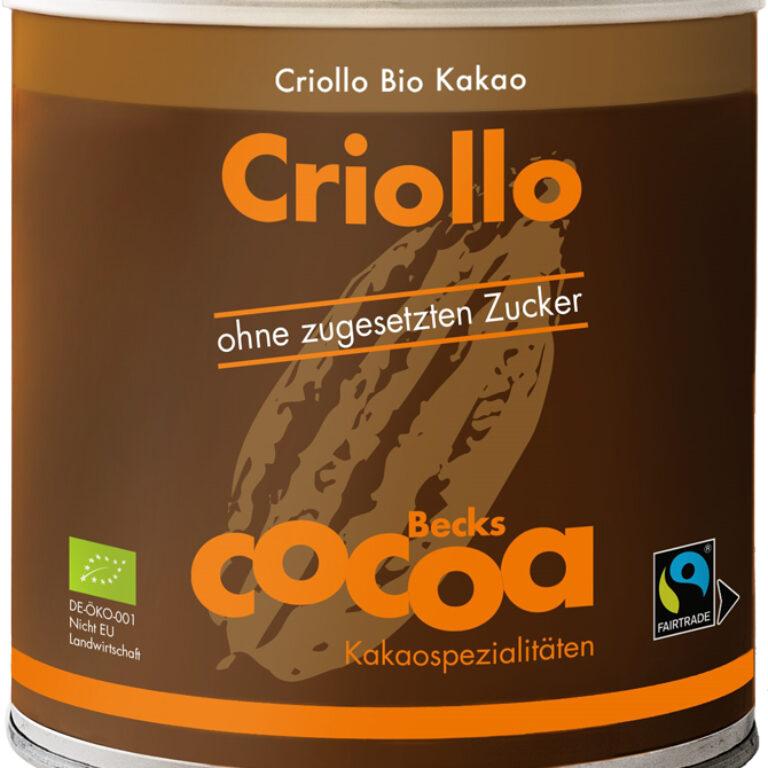 Gastrodose - Criollo (BIO)* | Artikelnummer: BK1620
