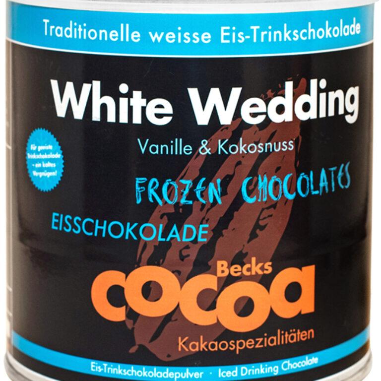 Gastrodose - Frappè White Wedding | Artikelnummer: BK1651