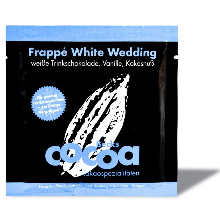 Frappé White Wedding | Artikelnummer: BK1715