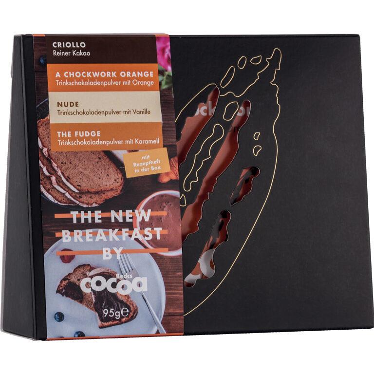 Box - The New Breakfast | Artikelnummer: BK2950