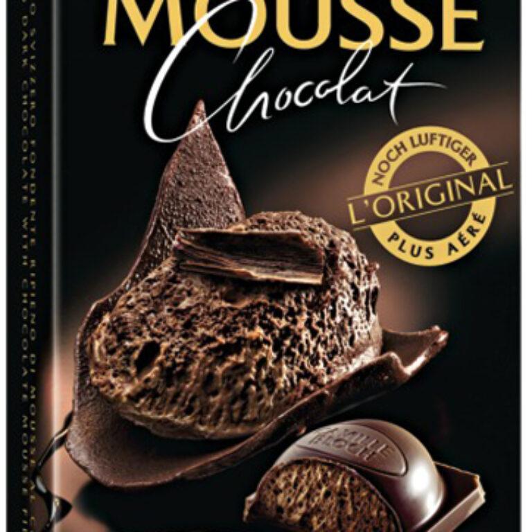 Mousse Chocolat NOIR | Artikelnummer: CB4035