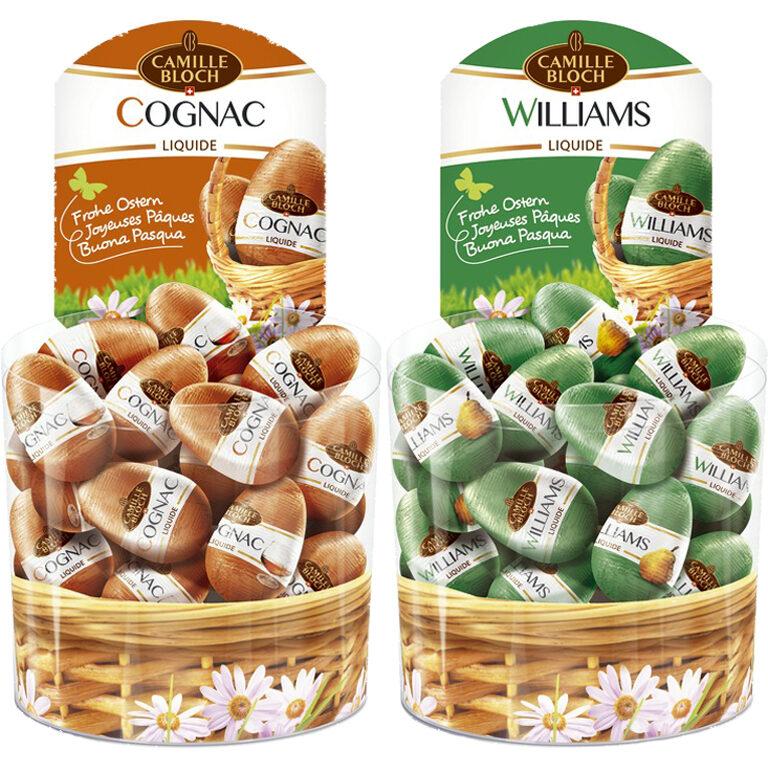 Eili Cognac & WilliamsEAN Eili Cognac : 7610008956006EAN Eili Williams : 7 | Artikelnummer: CB8882