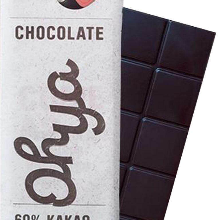 OhYa Schokolade 60% (BIO)* | Artikelnummer: CH121121