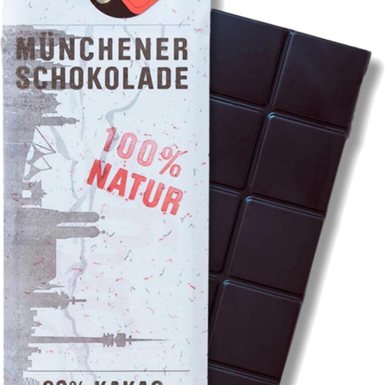 OhYa Münchener Schokolade 60% (BIO)* | Artikelnummer: CH121221