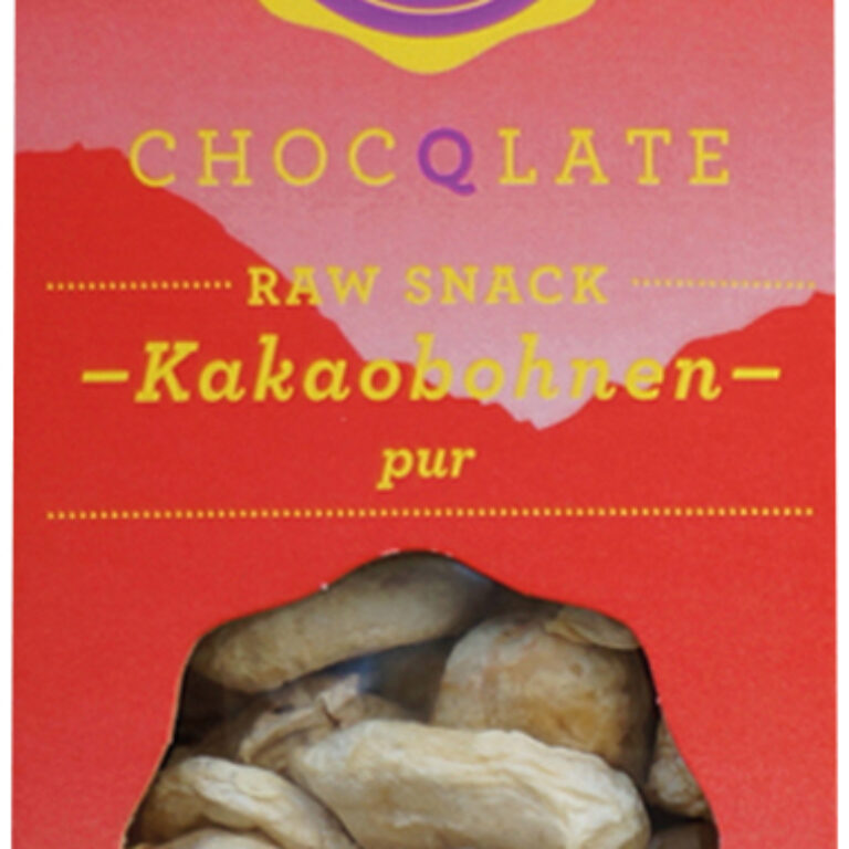 Kakaobohnen - pur (BIO)* | Artikelnummer: CH140121