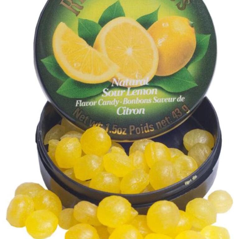 Bonbondöschen Zitrone | Artikelnummer: EH1240