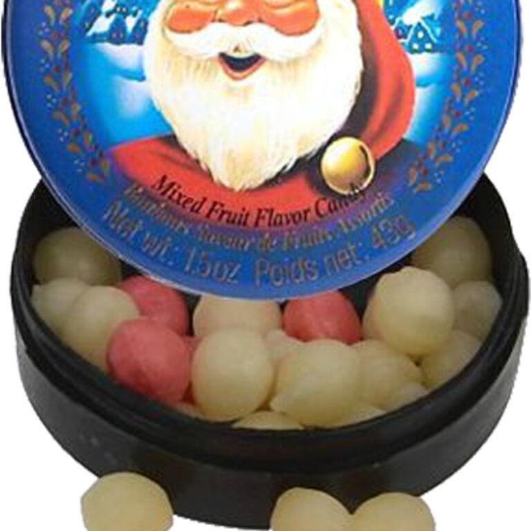 Bonbonsdöschen ''Weihnachtsmann'' | Artikelnummer: EH1262