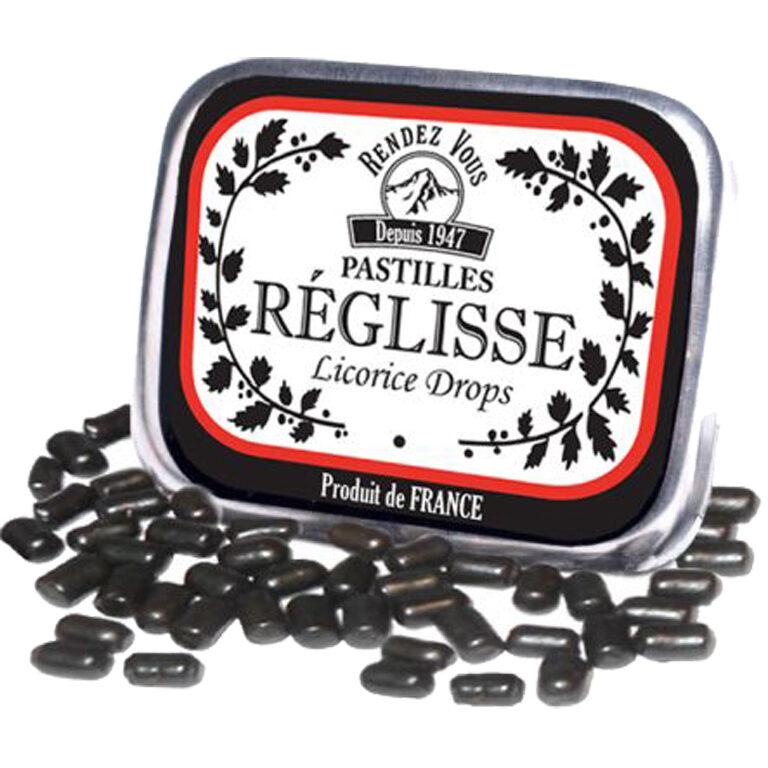 Pastilles - Réglisse | Artikelnummer: EH1265