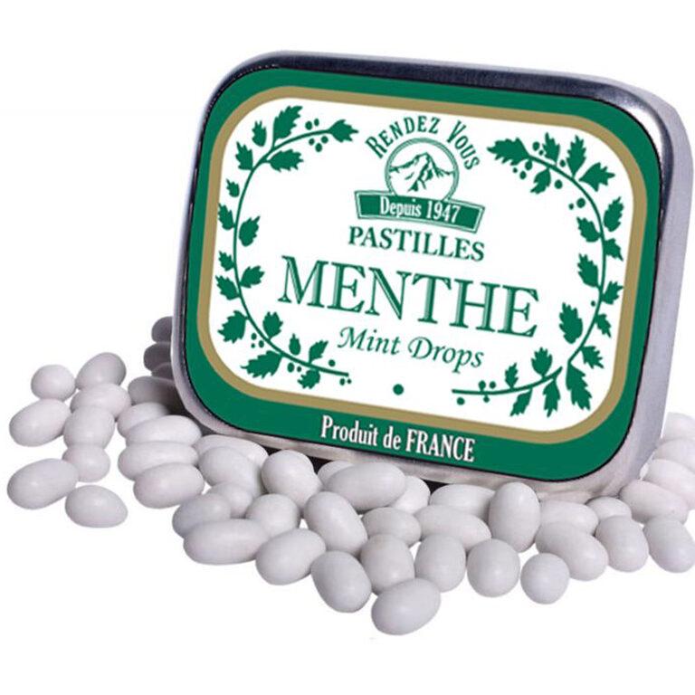 Pastilles - Menthe | Artikelnummer: EH1268