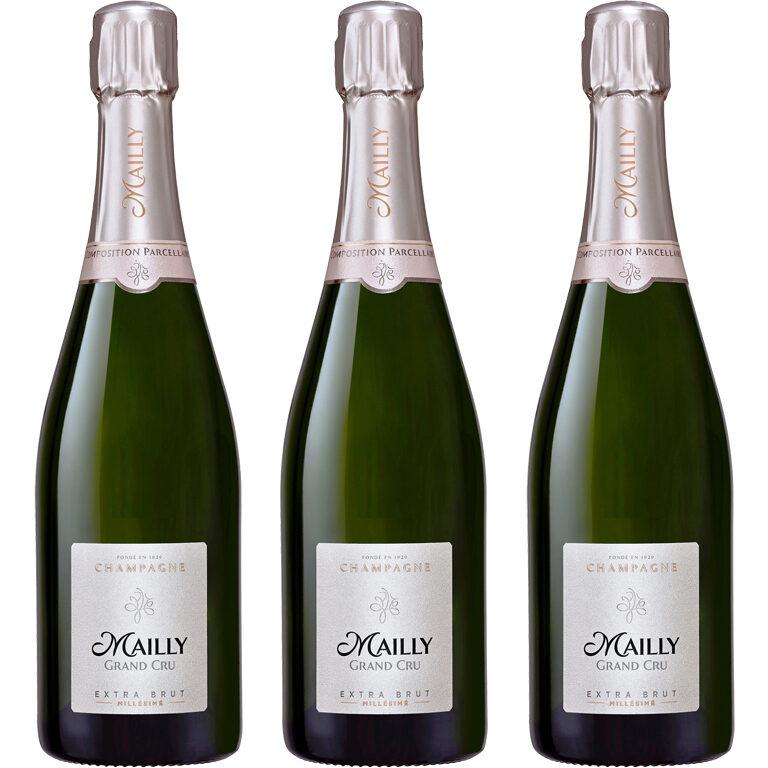 Mailly Champagnerflasche zum Füllen(Verschlußstopfen nicht vergessen)   Artikelnummer: EH15195