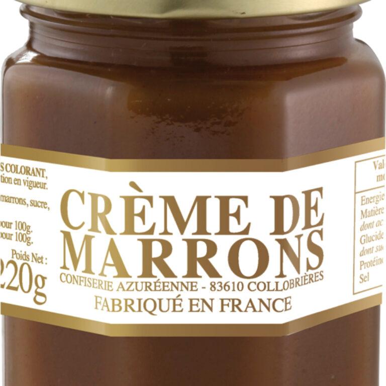 Creme de Marrons de Collobrières   Artikelnummer: EH3216