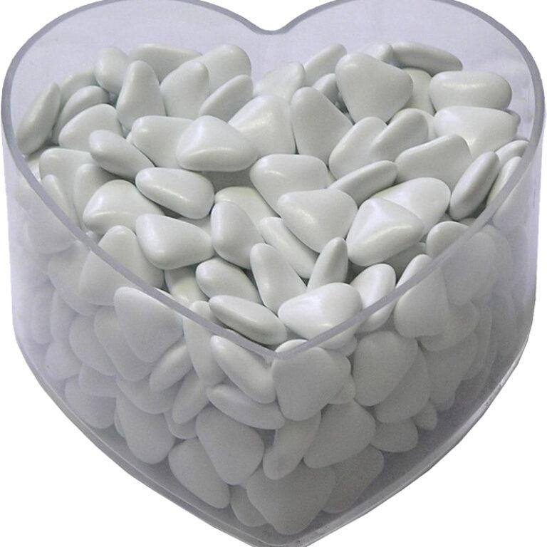 Petits Coeurs - Blanc | Artikelnummer: EH4172