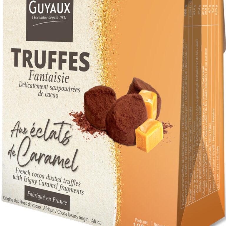 Truffes Selection - Eclats de Caramel | Artikelnummer: EH4841