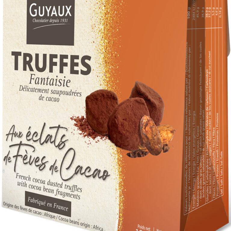 Truffes Selection - Eclats de Cacao | Artikelnummer: EH4842