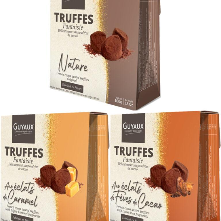 Truffes Selection - sortiert | Artikelnummer: EH4844