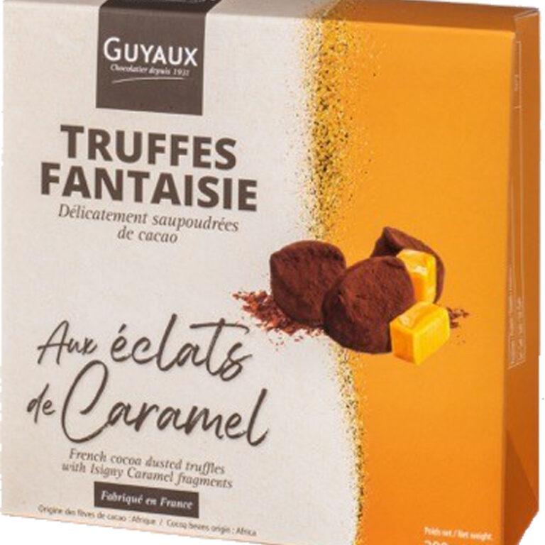 Truffes Selection - Eclats de Caramel | Artikelnummer: EH4846