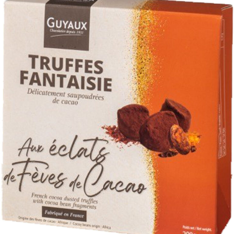Truffes Selection - Eclats de Cacao | Artikelnummer: EH4847