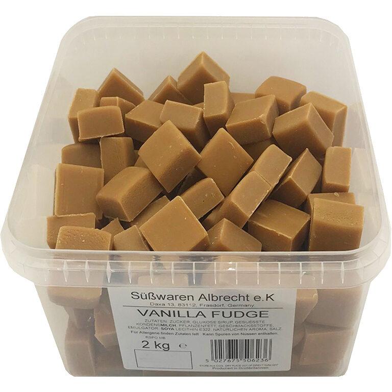 Vanilla Fudge ungewickelt | Artikelnummer: EH5201