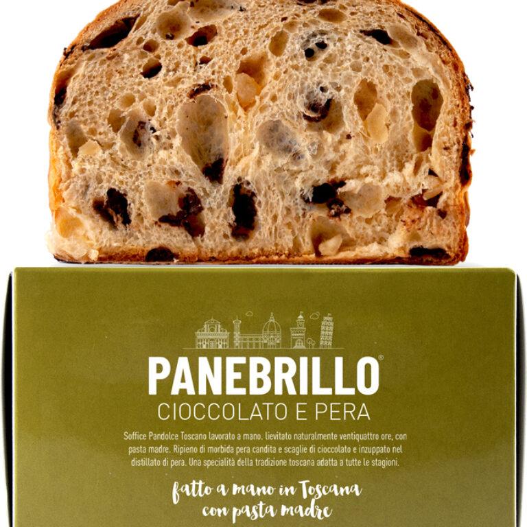 Panebrillo ''Cioccolato e Pera''   Artikelnummer: FA5518