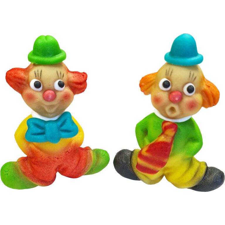 Lustige Clowns 2fach sortiert | Artikelnummer: FM7011