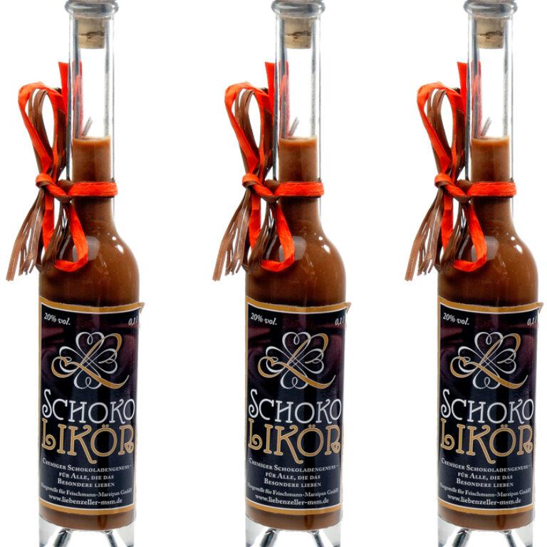 Schoko-Creme-Likör 20% Vol.   Artikelnummer: FM9681