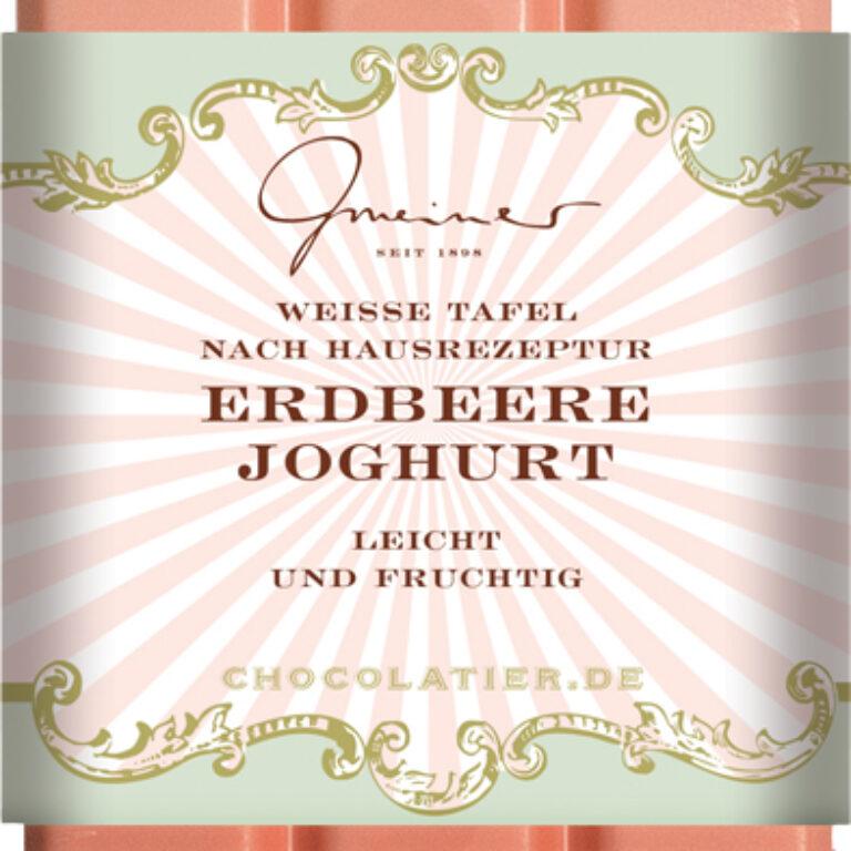 Edel-Weiße - Erdbeer-Joghurt | Artikelnummer: GM11167