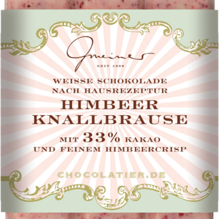 Edel-Weiße 33% - Himbeer Knallbrause | Artikelnummer: GM11168
