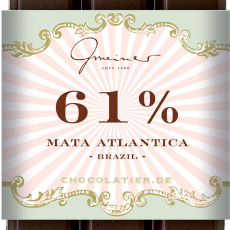 Edel-Zartbitter 61% - Brazil | Artikelnummer: GM11218