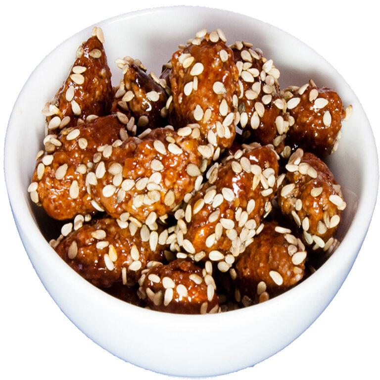 Gebrannte Mandeln Honig-Sesam | Artikelnummer: AL9138