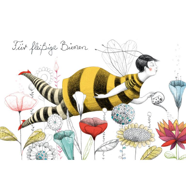 Vollmilch - Für fleißige Bienen (BIO)* | Artikelnummer: KR4310