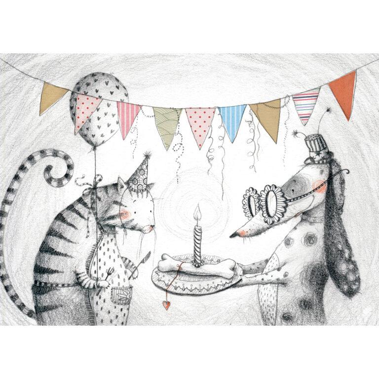 Edelbitter - Hund und Katz Geburtstag (BIO)* | Artikelnummer: KR4500