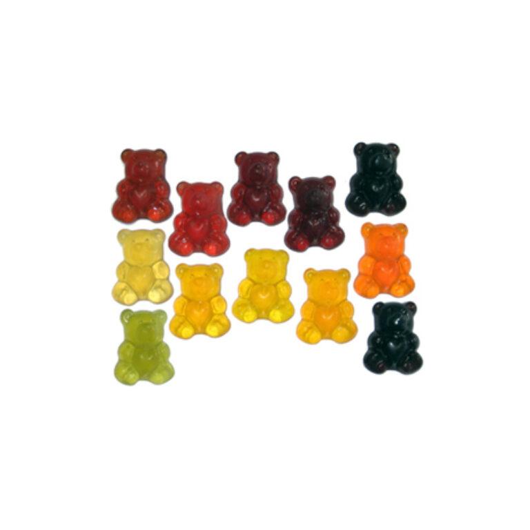 Fruchtsaftbären klein | Artikelnummer: MA002