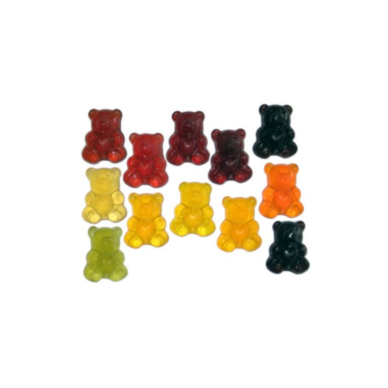 Fruchtsaftbären klein | Artikelnummer: MA003