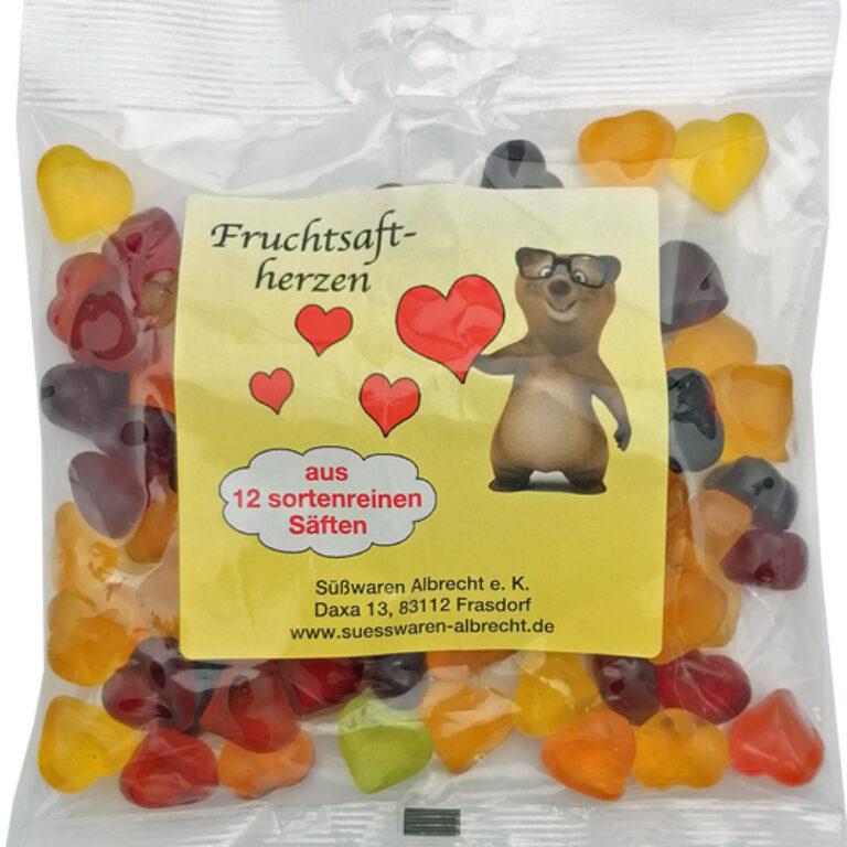 Fruchtsaft-Herzen | Artikelnummer: MA007E