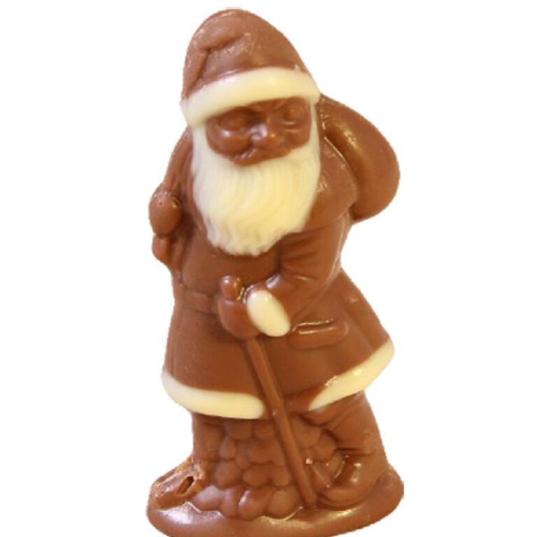 Mini-Nikolaus mit Stock (BIO)* | Artikelnummer: ME780B