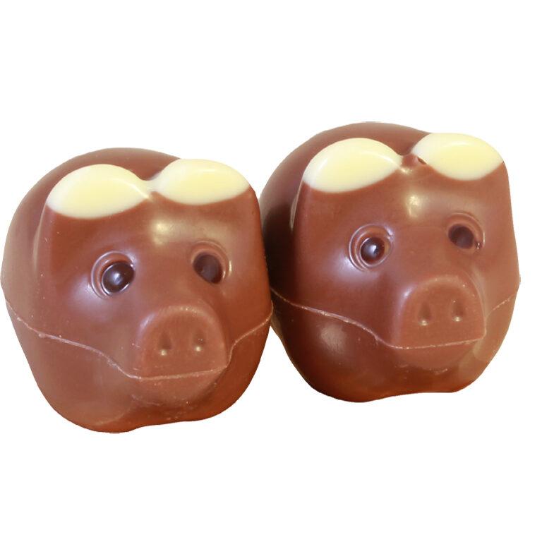 Glücksschweine 2er (BIO)* | Artikelnummer: ME798B