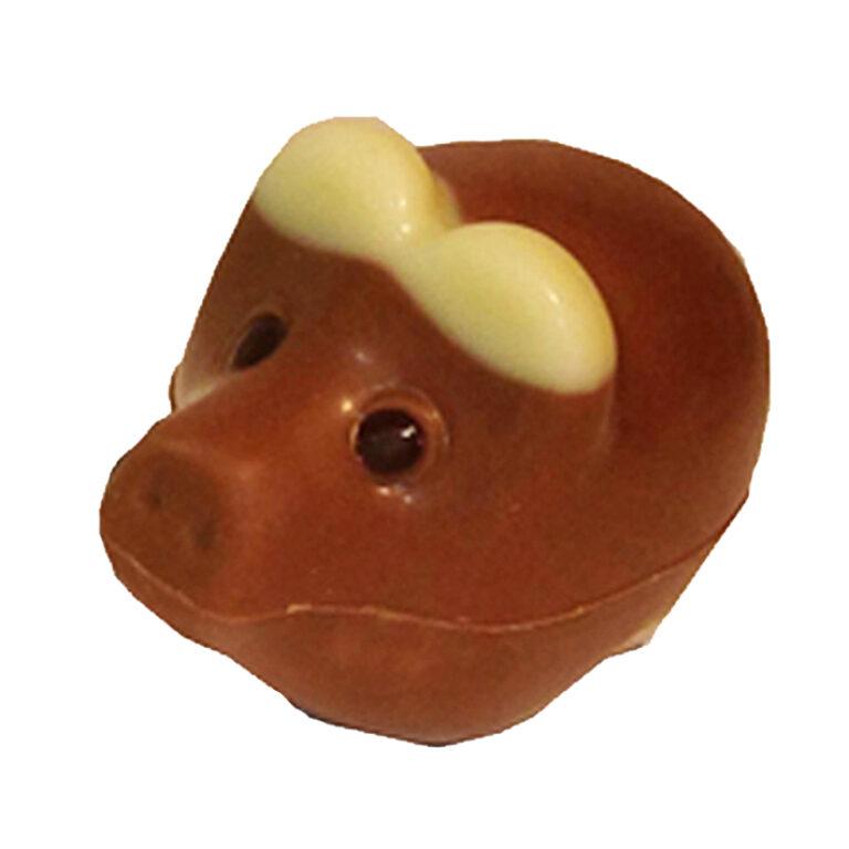 1er Glücksschweinchen Vollmilch | Artikelnummer: ME864