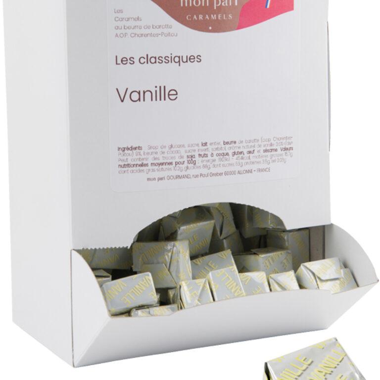 Caramels Vanille | Artikelnummer: MP21040