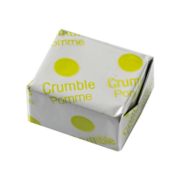 Caramels Crumble | Artikelnummer: MP21044