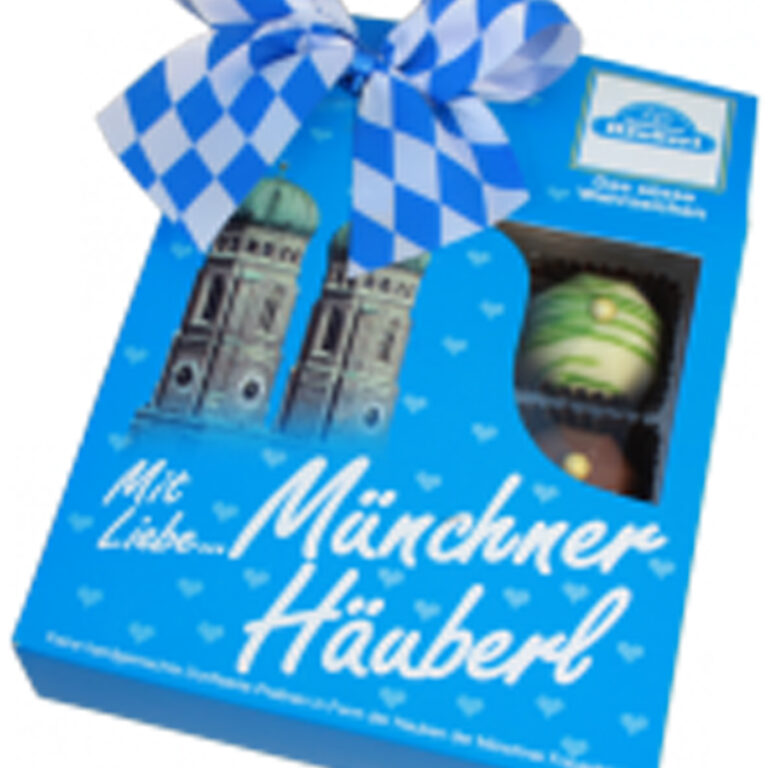 Motivpackung - 9er Münchner Häuberl | Artikelnummer: PA41