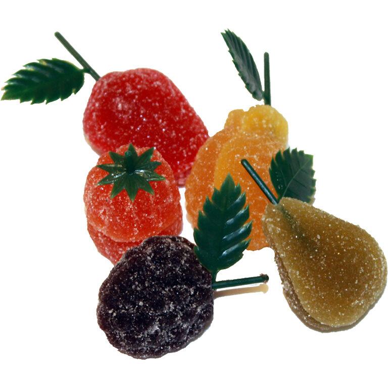 Fruchtmark-Doppelfrüchte   Artikelnummer: PE010