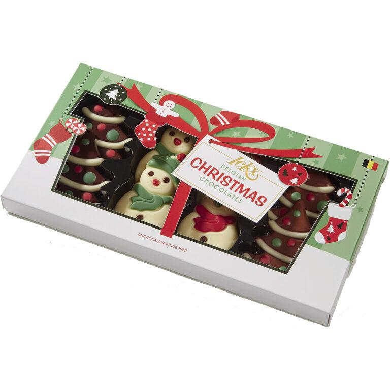 Box Schneemänner & Tannenbäume | Artikelnummer: RI3397