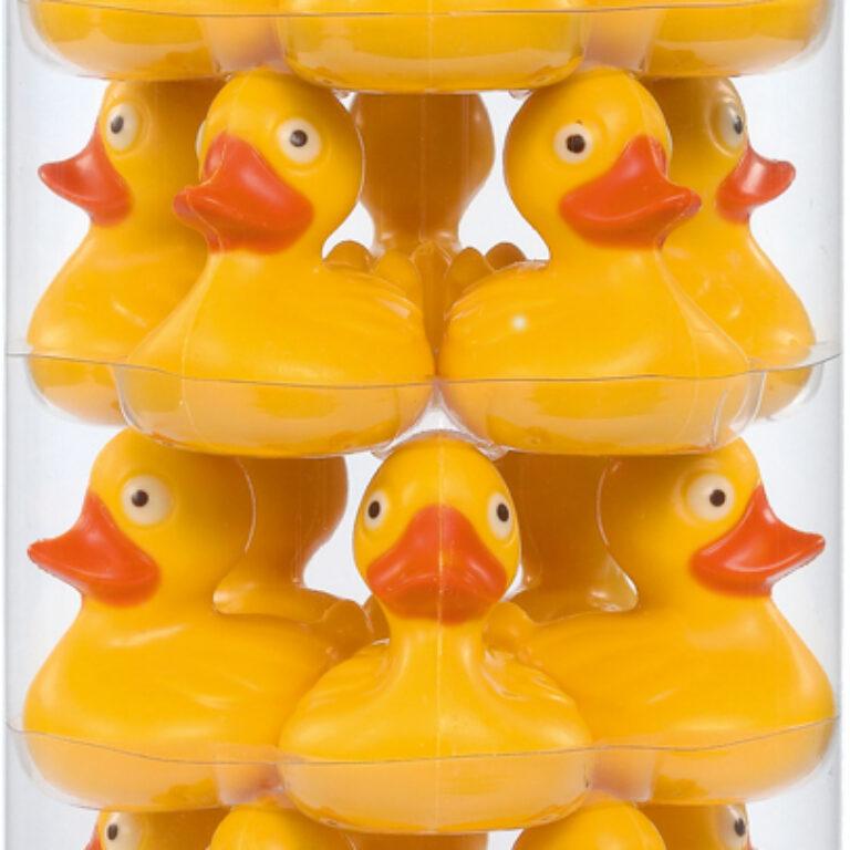 Bade-Entchen im Tubus | Artikelnummer: RI6615