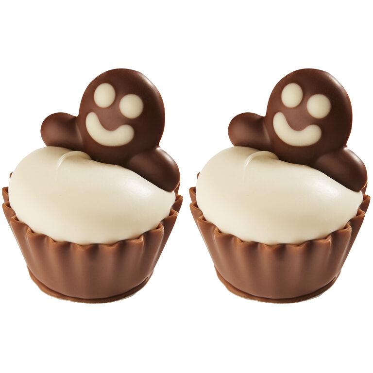 Cupcake Gingerbreadman | Artikelnummer: RI6982