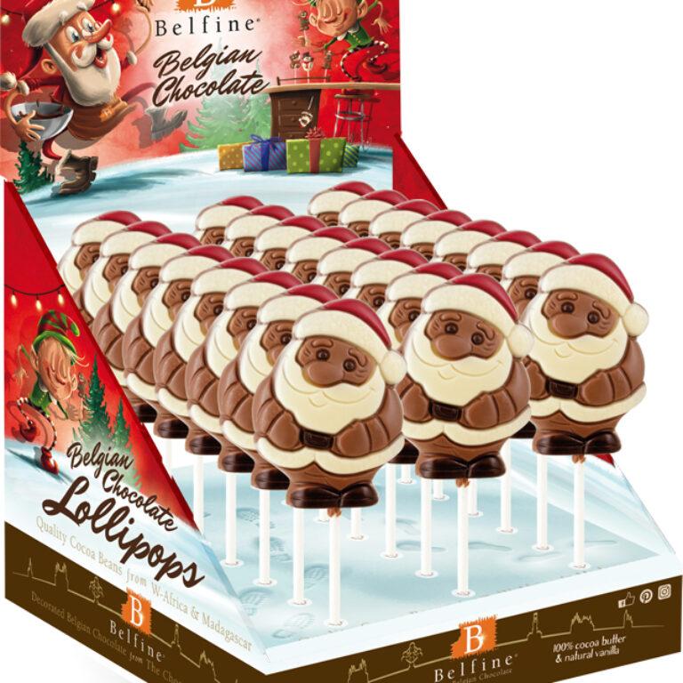 Lutscher Weihnachtsmann | Artikelnummer: RIL76KMD