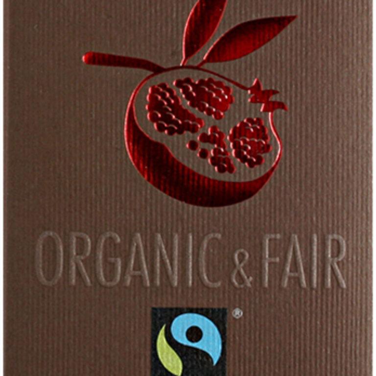 Bio&Fair - NOIR 60% with Pomegranate* | Artikelnummer: SE33209